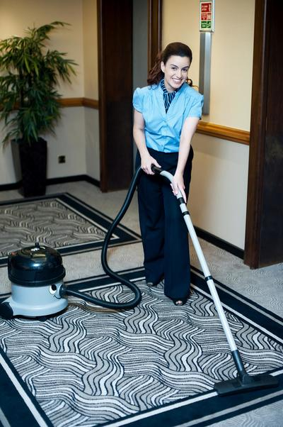 commercial carpet cleaning services in Detroit